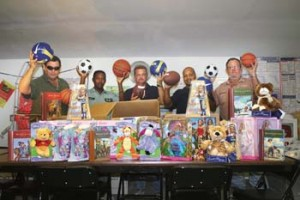 White Rock Supports Annual Kids & Families Toy Drive