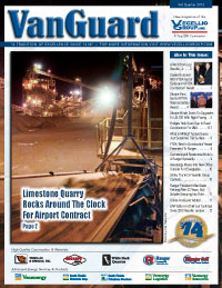 Vecellio Group Publishes Online Edition of 3rd Quarter 2012 VanGuard