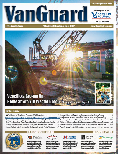 VanGuard 1st/2nd Quarter -- Published by Vecellio Group, Inc.